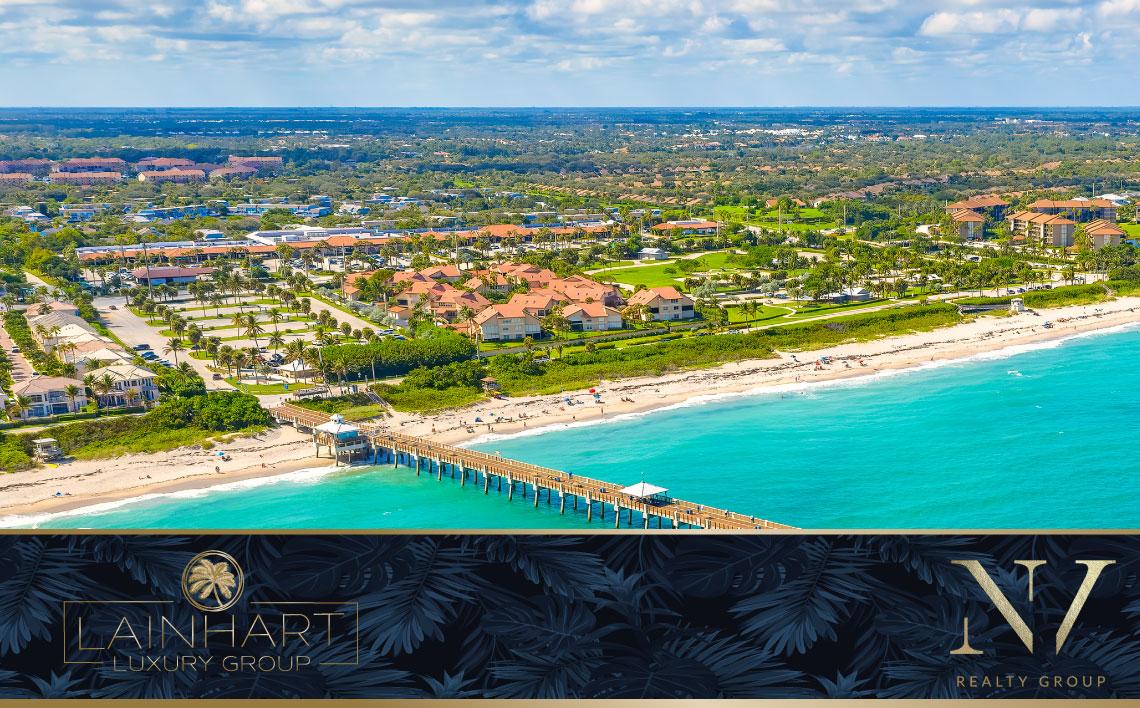 Jupiter Beachfront Communities